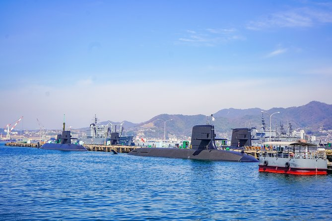 Private Tour - Go Around the Town where the Battleship was Built, Kure!