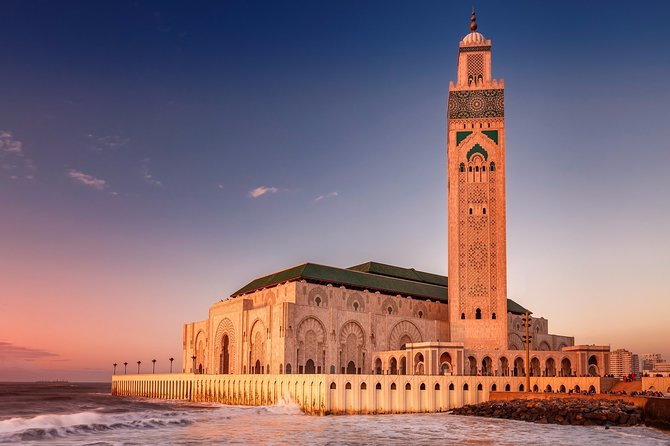 Private route: 10 days from/to Casablanca via Chefchaouen and Merzouga Desert