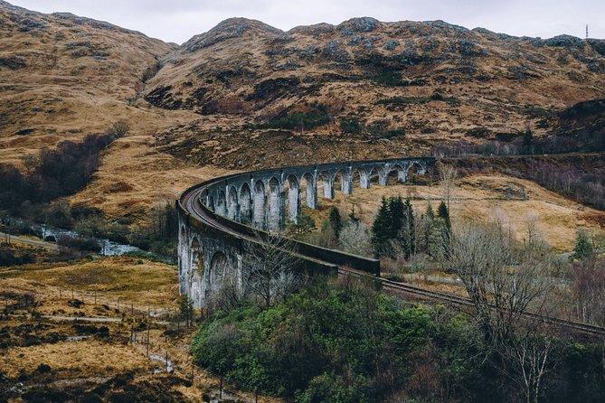 Famous Glenfinnan Viaduct