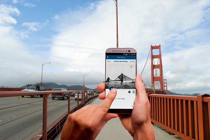 Golden Gate Bridge Self-Driving Audio Tour in SF