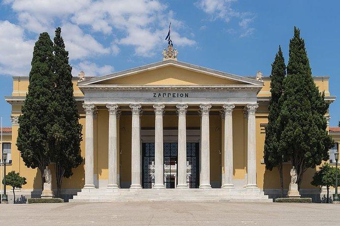 Luxury Tour in Athens & Sounio Full Day