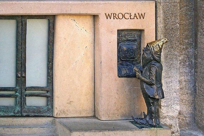 Wroclaw city walk