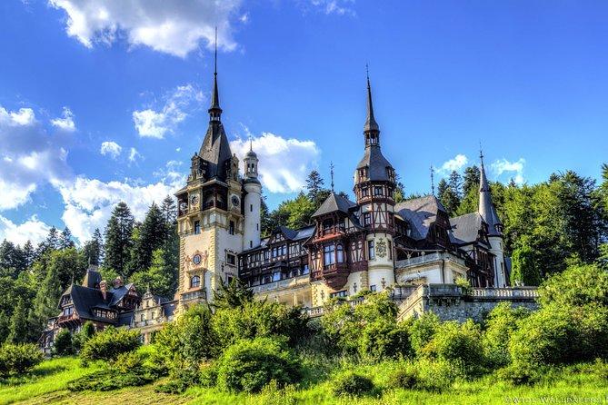 Full-Day Private Dracula Tour in Romania