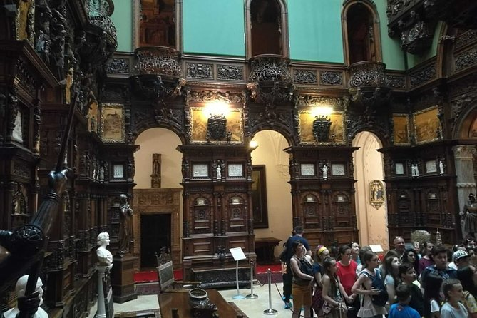 Full-Day Tour to Peles and Bran Castles in Romania
