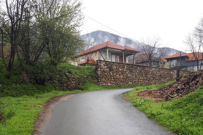 Home-hosted meal in the slopes of mount Belasica - day trip from Skopje