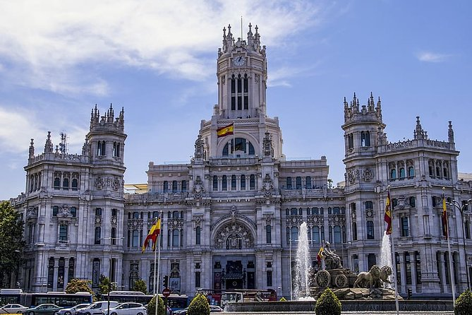 Private Weekend Trip to Madrid with Private Transfers and Private Tours