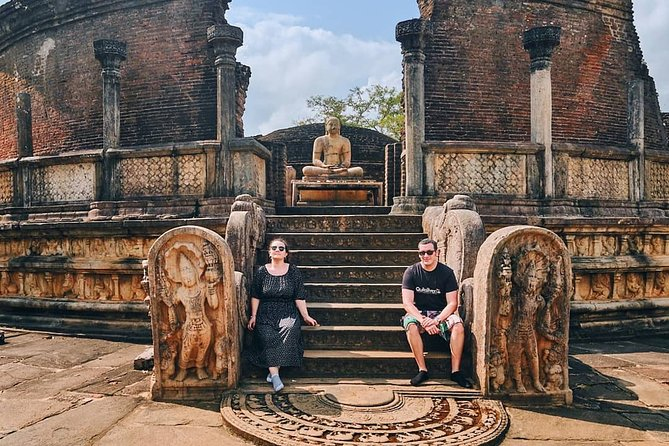 Full Day Tour to Polonnaruwa from Colombo