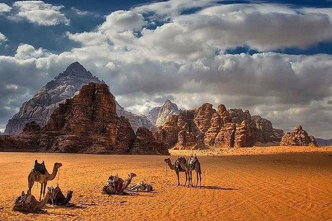 Jordan Pass 2- Night Private Secret Escape Tour Petra, Wadi Rum, & the Dead Sea
