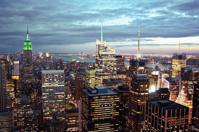 Privétour van 8 uur: hoogtepunten van New York met toegang tot Top of the Rock
