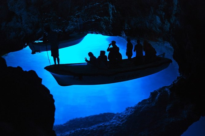 Natural phenomenon on Montenegrin coast – Blue Cave. Blue Cave boat Private Tour