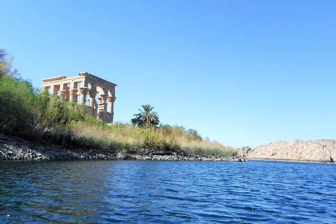 Private Over day from Cairo to explore the highlights of Aswan with domestic flight and lunch included