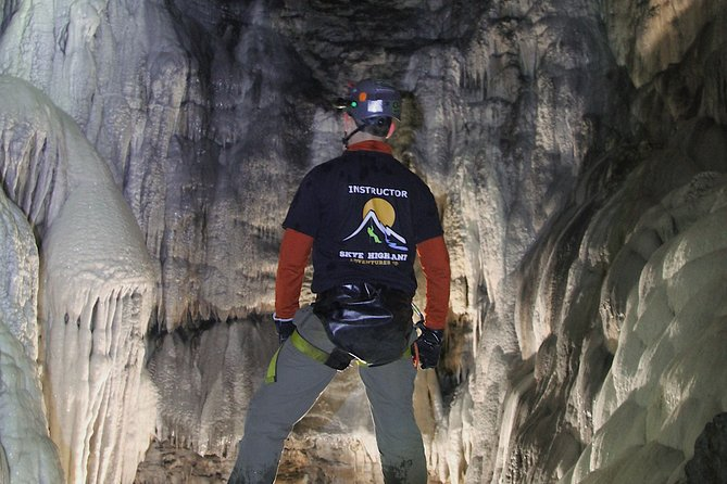 Spar Cave Adventure