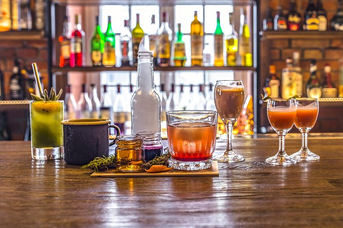 Craft Cocktails Tasting in Gdańsk