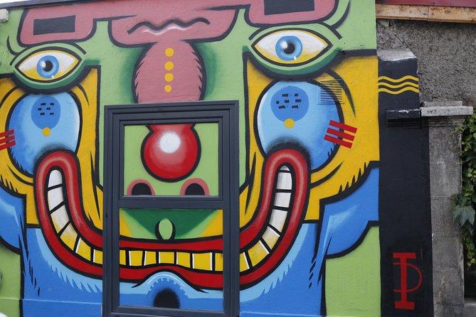 City of Cards #2, Bike guided Grafitti Wallart Tour in Bucuresti