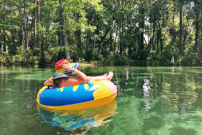 VIP Private Rainbow River Day Trip from Orlando