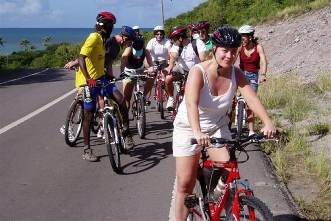 Early Morning Biking Tour on Nevis (Reconfirm 48 hours)