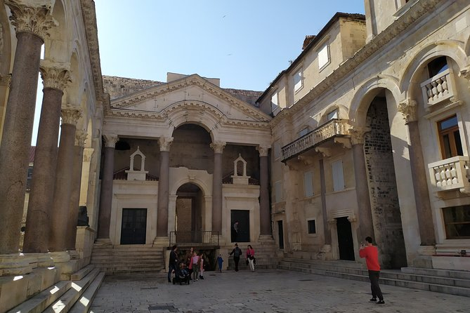 Experience Split Walking Tour With Local Historian