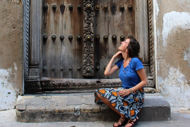 Small-Group Walking Tour in Stone Town with Pickup