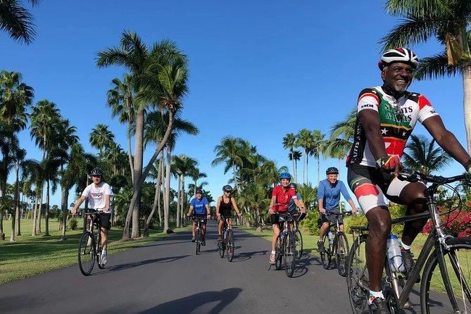 Biking Round The Nevis Island (Reconfirm 48 hours)