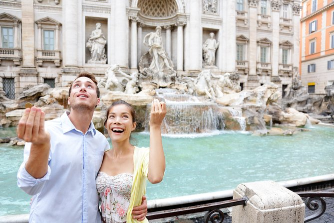 Rome Full Day Private Tour with Vatican Museums and Skip the Lines Tickets