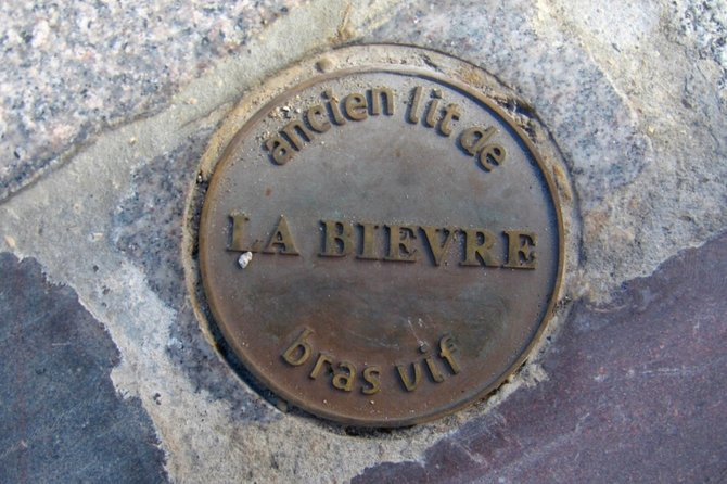 Treasure hunt from Parc Montsouris