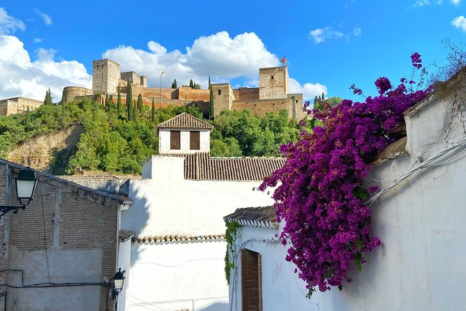 Granada is yummy (Historical Tour + Tapas)