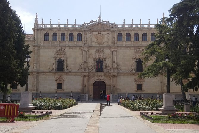 Private Walking Tour of the Historic Alcalá de Henares