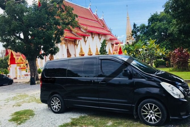 Private Transfer from Phuket Airport to Khao lak