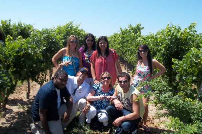 Niagara Wine Tour and Tastings with Included Transportation