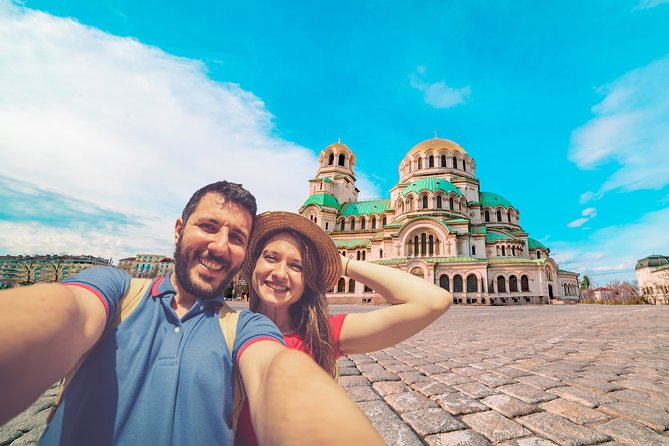 """Guided tour """"Love Stories of Sofia"""""""