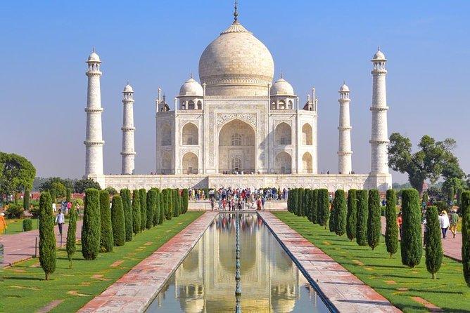 Delhi-Agra-Delhi: - Privately Guided Day Tour