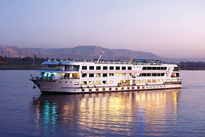 6 nights /7 days cruise from luxor to aswan