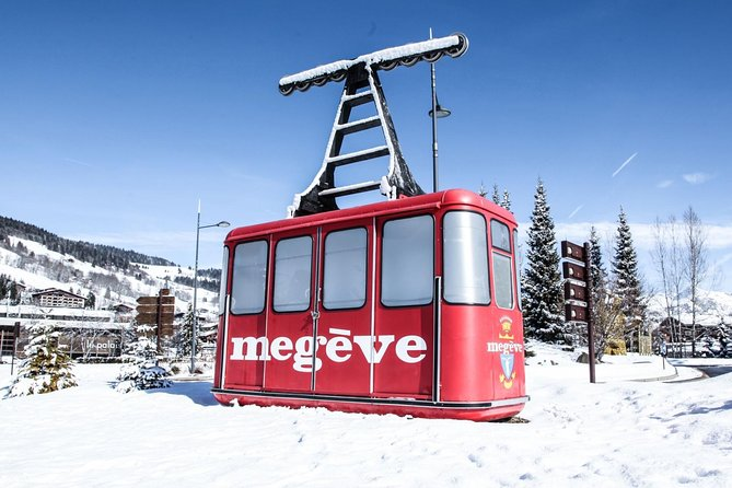 Private Transfer from Geneva Airport to Megève