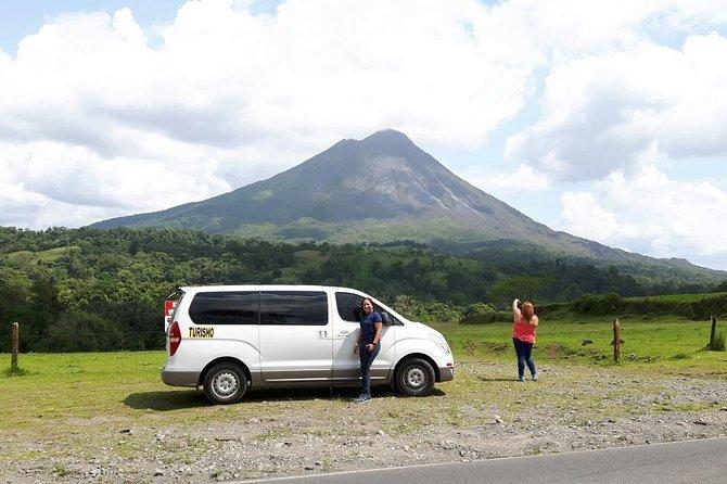 Private Transfer to/from Liberia Airport to La Fortuna Area (Arenal Volcano)