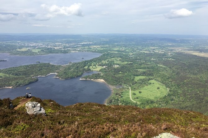 Private Killarney National Park Tour with an accredited chauffeur/guide