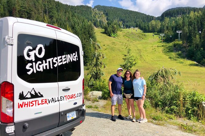 Private Whistler Sightseeing Tours: Discover all of Whistler!