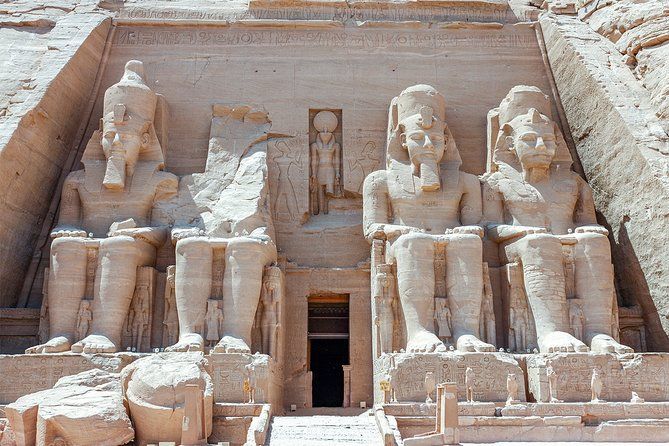 Guided Full-Day Tour to Abu Simbel Temples From Aswan Hotel or Nile Cruise