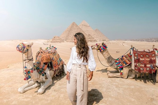 Private Full-Day Trip to Cairo & Giza From Hurghada with Lunch by car