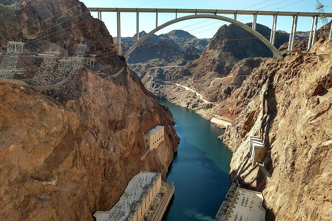 Ultimate Hoover Dam Tour from Las Vegas