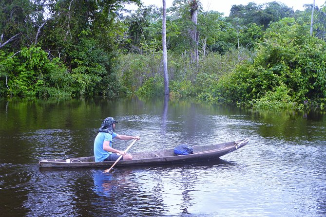 4-Day Wildlife camping tour to Pacaya-Samiria National Park from Iquitos, Peru