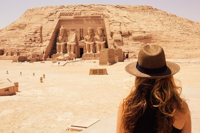 Abu Simbel Temples Private Tour from Aswan with Lunch