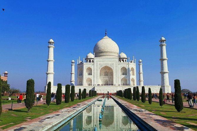 4-Day Private India Tour to Delhi & Agra