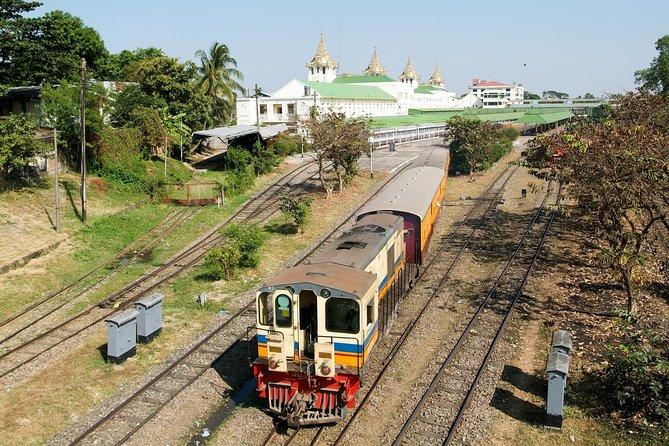 Yangon's Essentials and the Circular Train
