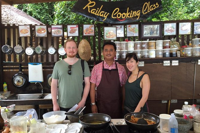 Last Bar Railay Cooking School by Mr.Chef From Railay, Krabi