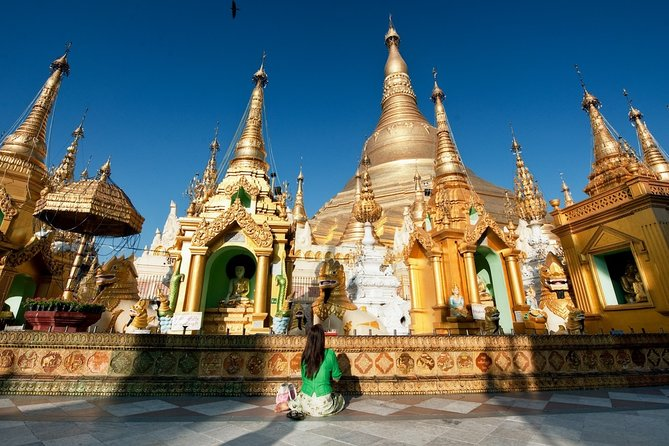 The Hues and Colours of Yangon