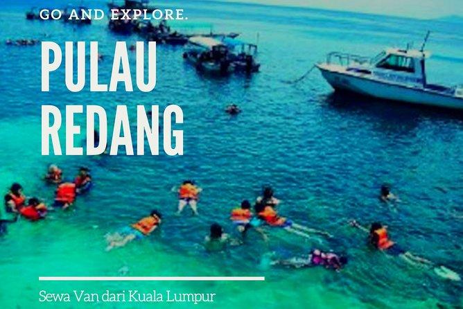 Land Transfer from Kuala Lumpur to Redang Island (Merang Jetty)