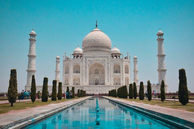One Day Taj Mahal Agra Tour from Bangalore