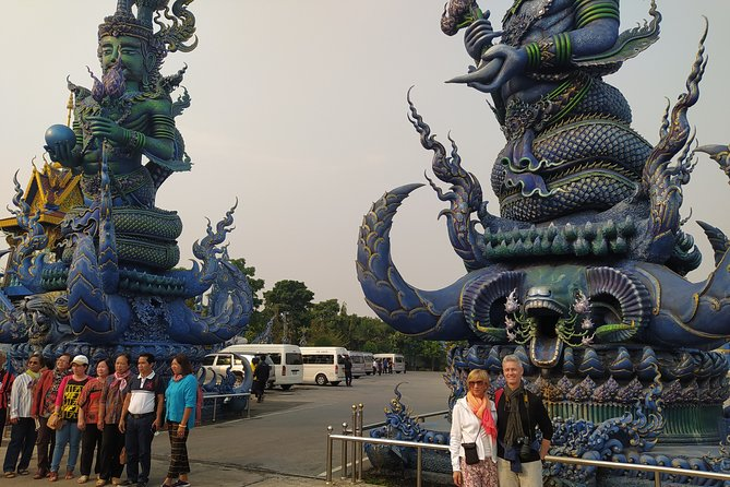 Blu Temple