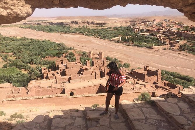 Private Tour to Ait Ben Haddou and Ouarzazate from Marrakech