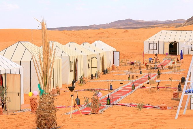 3-Day Tour from Marrakech to Merzouga shared group